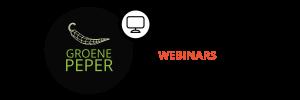 Groene Peper Webinars 2020